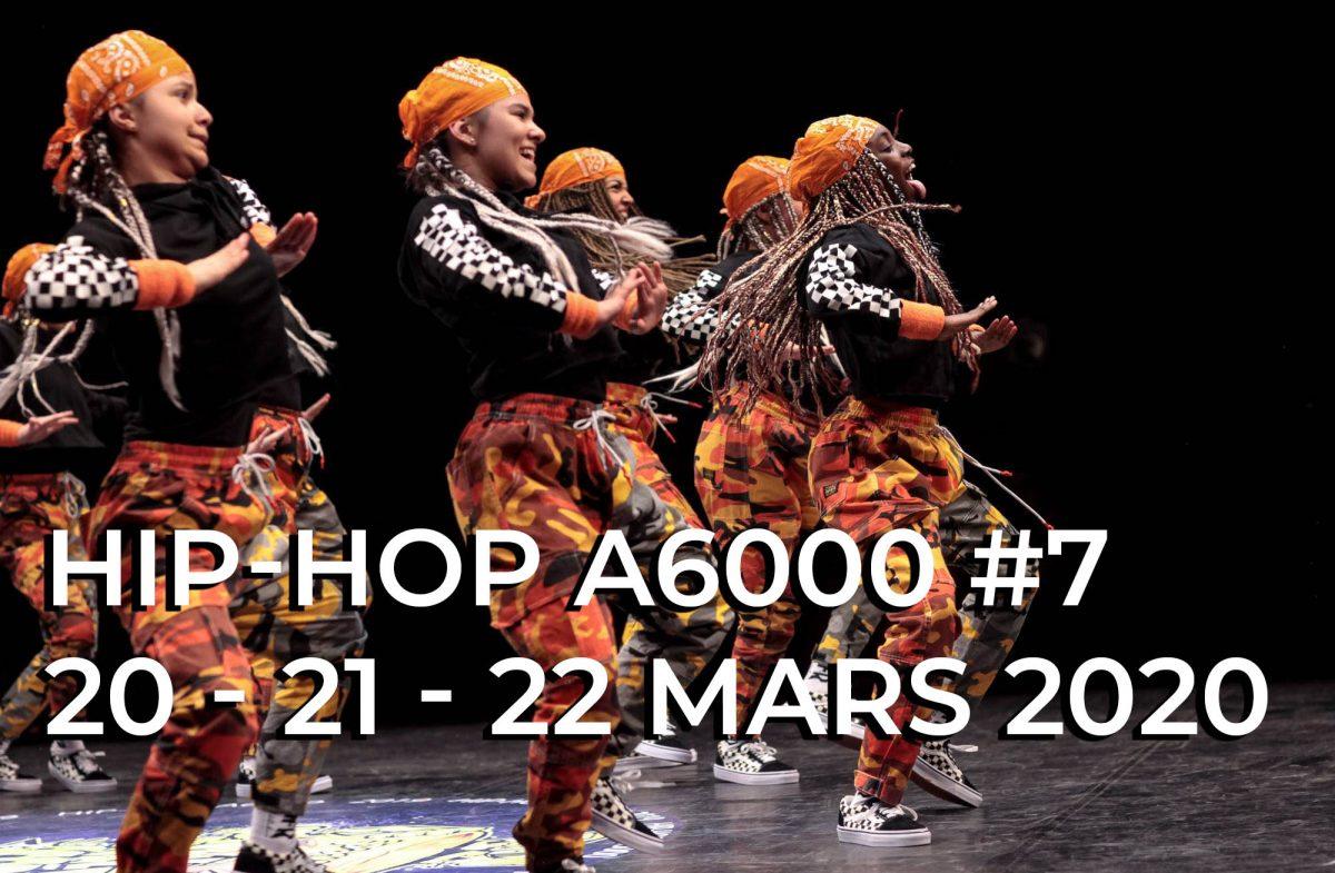 hip hop a 6000 charleroi