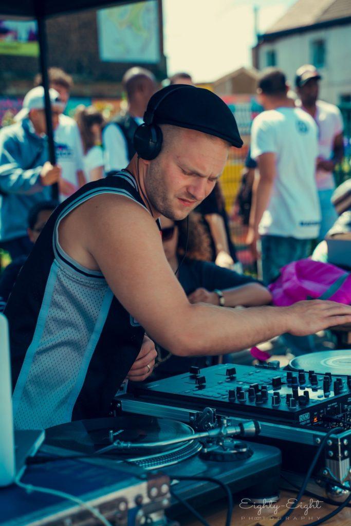 DJ Cali Battle 1vs1 Charleroi HHA6000 2020
