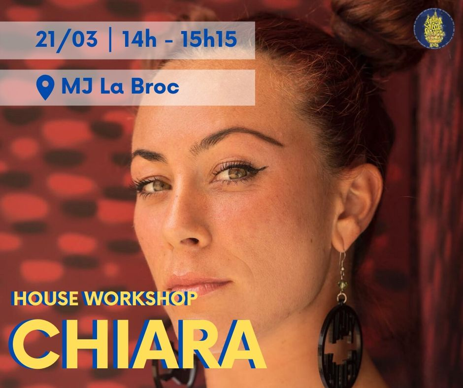 House workshop avec Chiara Babi