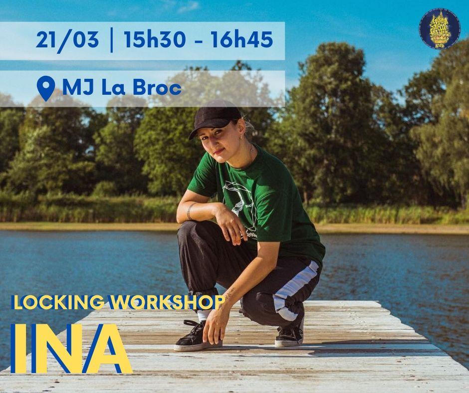 Locking workshop avec Ina