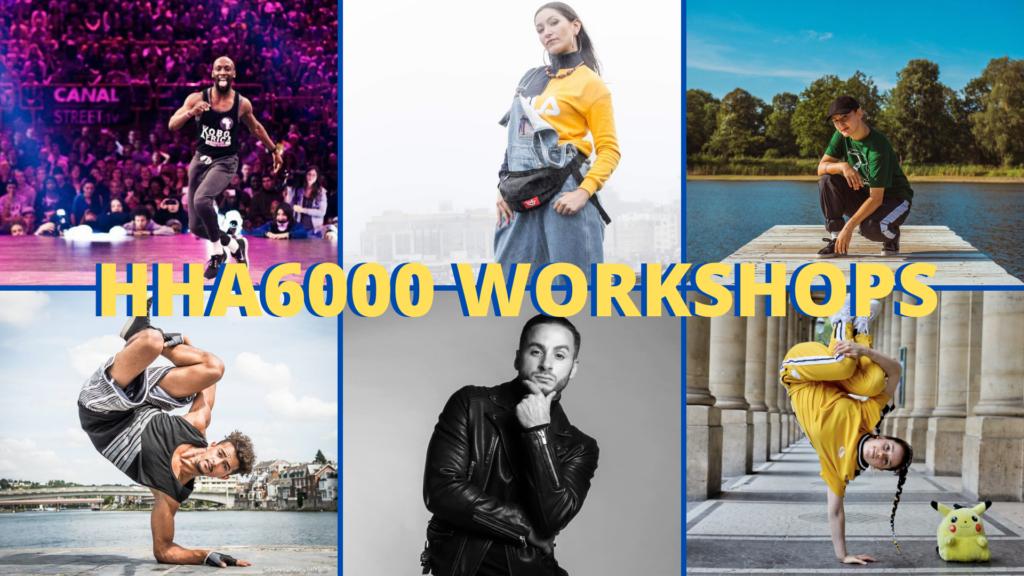 Workshop Hip-Hop A6000 #7