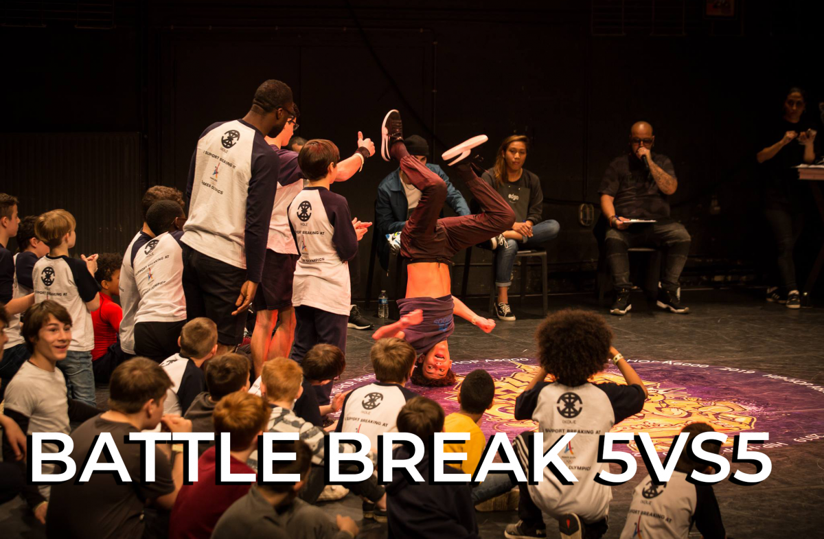 battle break 5vs5 hip hop a6000 charleroi