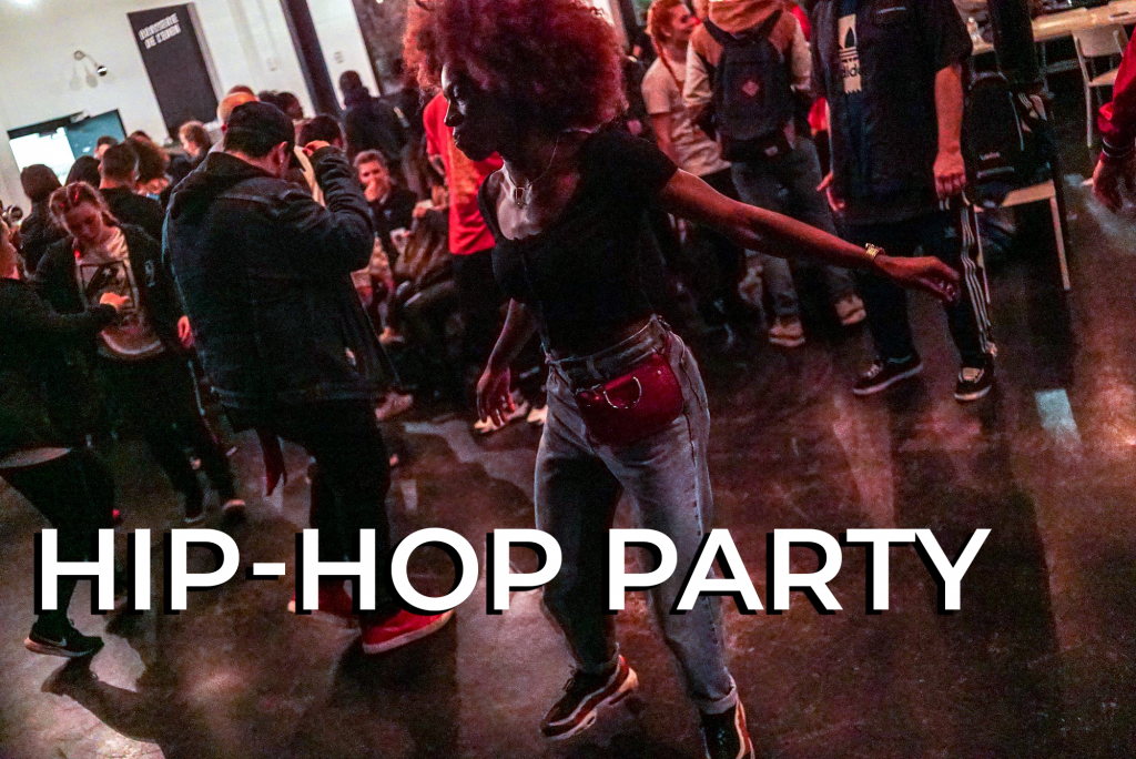 hip hop party hip hop a6000 charleroi