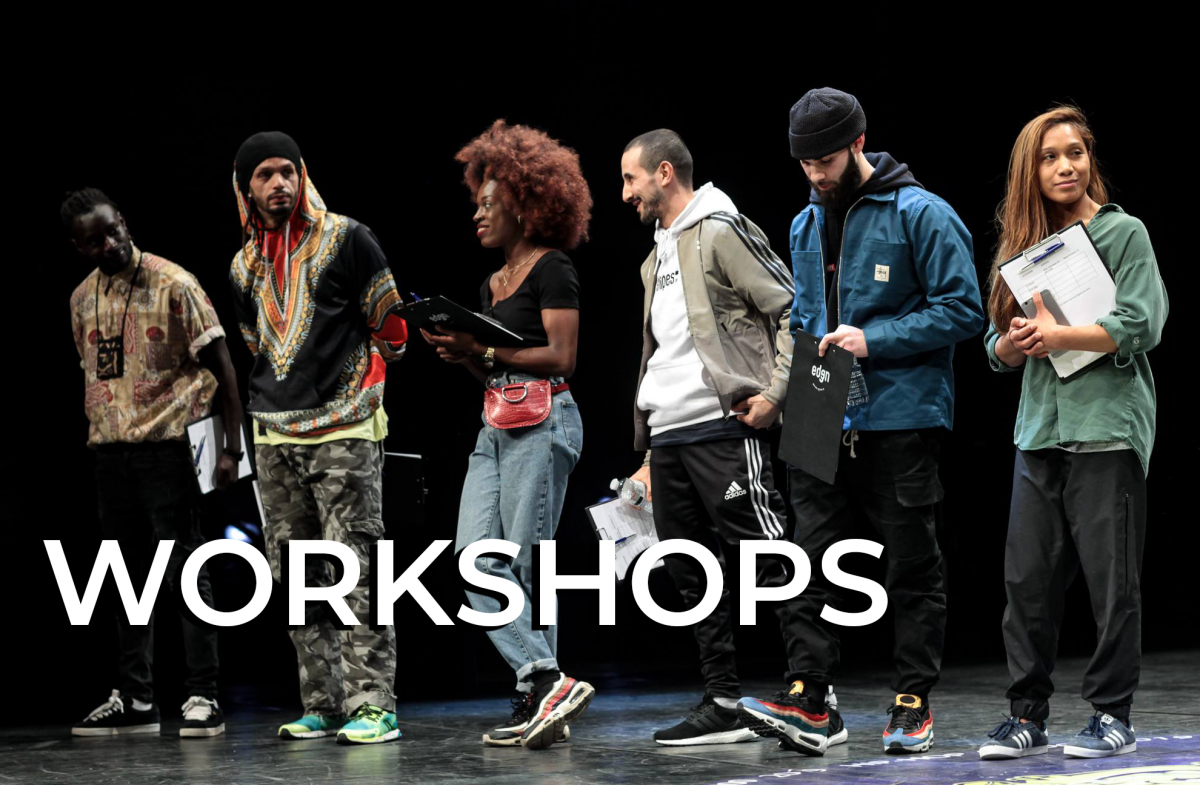 workshop hip hop a6000 charleroi