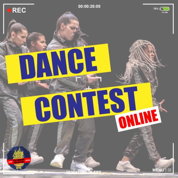 dance contest online